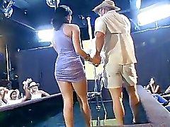 Stripper neuken na de show