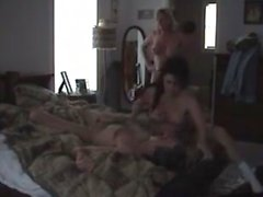 Crazy Mature Orgy With Hot Milfs