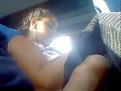 showing cock on the bus 2