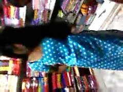 Hot North Indian telugu Girl ready to fuck at Shop