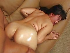 Asian pussy hammered