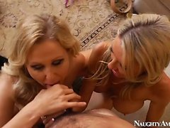 Emma Starr and Julia Ann