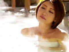 Heiß Asiatisch Mädchen Groß Brüste
