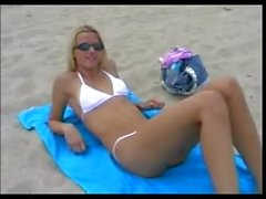 Z44B 1253rd Sunbathing Teen