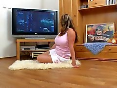 Constance Devil TV Masturbation