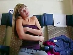 Cute Czech girl Gina Gerson sex for cash