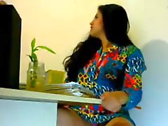 Sexy girl Getting Horny in Office Indian looks