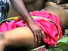 hot indian bebe in jungle