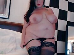 big beautiful woman masturbate 1