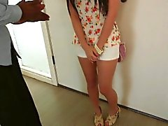 Japanese shy amateur deepthroating bbc