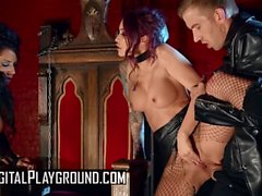Monique Alexander Madison Ivy Danny D -