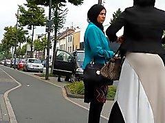 Französisch Araberin Gefickt