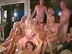 Reife Swinger-Pornos Big Hähne Video