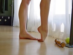 Ballet Feet Exercises