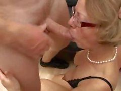 Mature Couple Try Anal