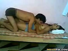 Indian Couple Film Themselves Having Sex