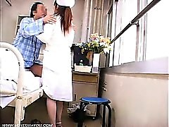 Lady Nurse And Old Farts Voyeur Sex