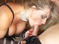 Eating A Cream Pie - scene 5