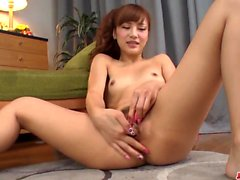Anna Anjo fine scenes of sloppy blowjob - More at