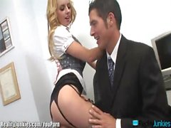 YouPorn - Lexi Belle is a Tight Slutty Secretary