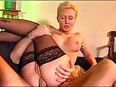 Sandra Iron - french anal