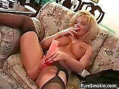 Sex toy And Cigarettes bdsm video video